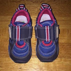 Tsukihoshi Velcro Sneakers